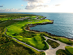 Corales Hole 18