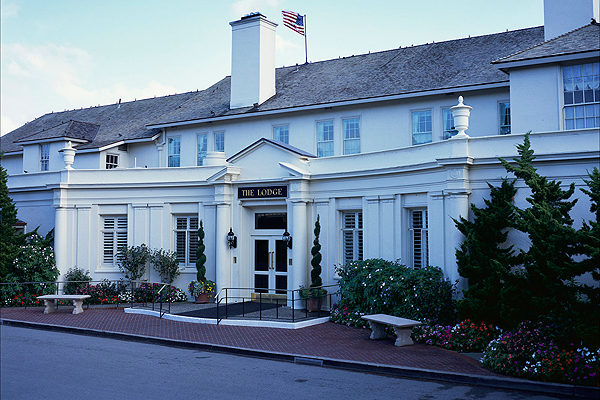 aad8b625382a The Lodge at Pebble Beach Front ...