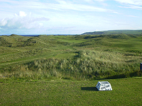 Machrihanish 8th Tee