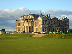 St. Andrews Old Course 18th Hole