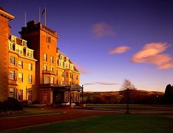 Gleneagles - Site of the 2014 Ryder Cup