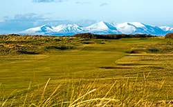 Prestwick Golf Club Snowy Mountains