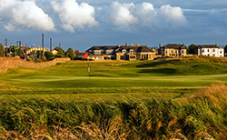 Prestwick Golf Club 1st Hole