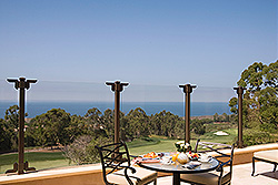 The Resort at Pelican Hill Bungalow Terrace