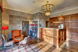 Ardgowan Hotel Reception
