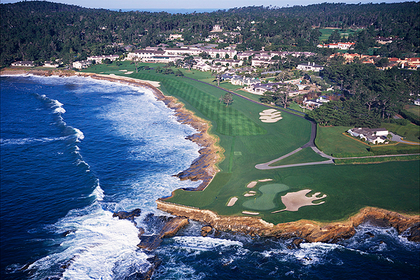 Pebble Beach 17 And 18