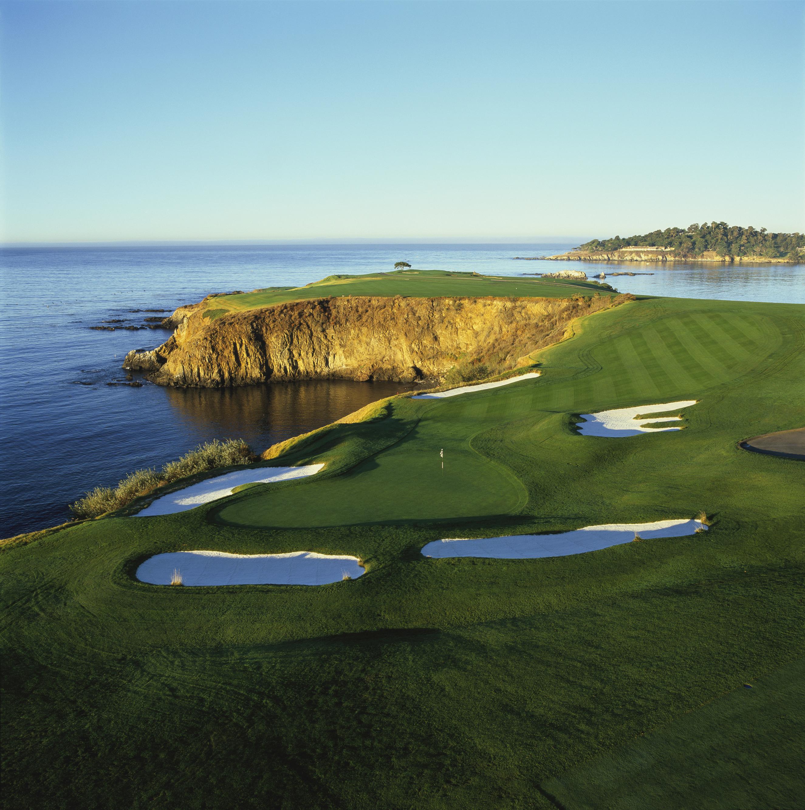 Pebble Beach Home Page Britannia Golf